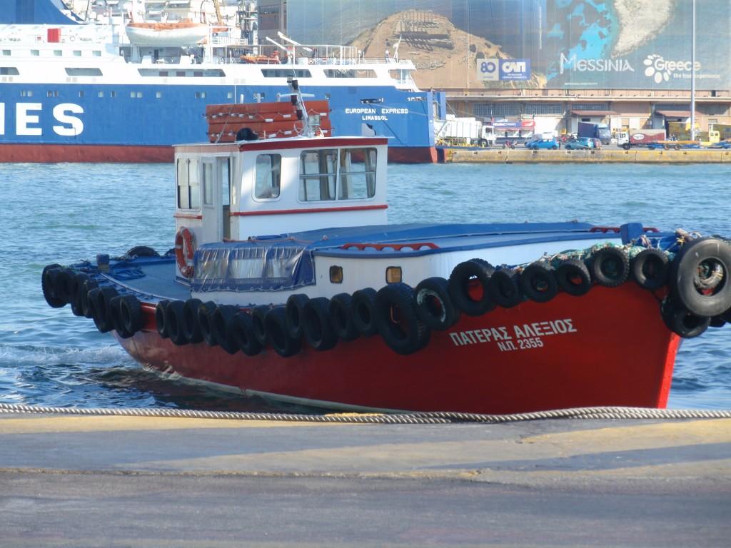 service boat-πατερας-αλεξιος
