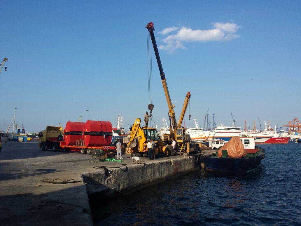 ειδικες θαλάσσιες μεταφορες
